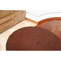 Teppich rund SPHINX braun
