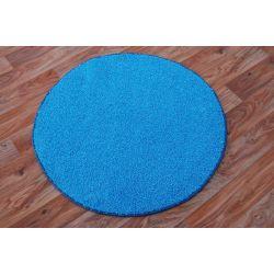Teppich rund SPHINX blau