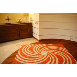 Carpet JAZZY TWISTER gerbera