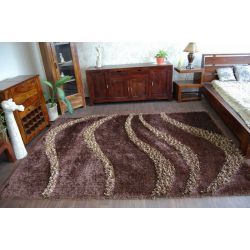 Carpet SHAGGY MYSTERY 118 brown