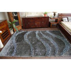 Teppich SHAGGY MYSTERY 118 grau