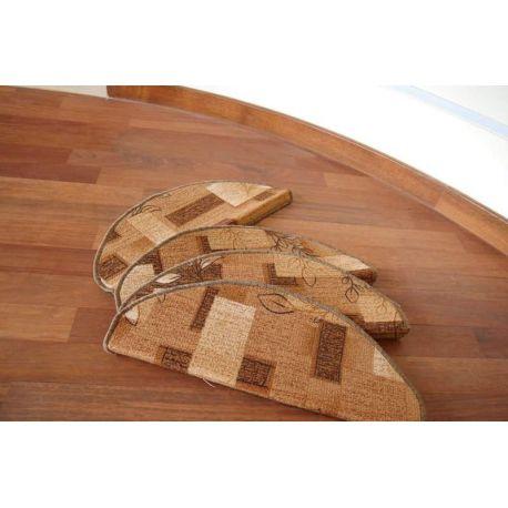 Lépcsőburkolat AMALIA barna