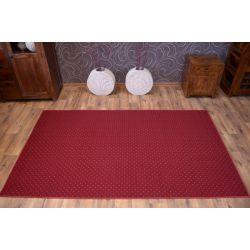 Teppich - Teppichboden AKTUA 116 maroon