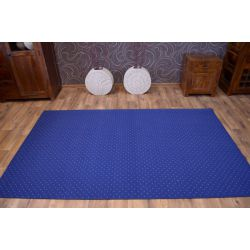 Carpet - Wall-to-wall AKTUA 178 blue