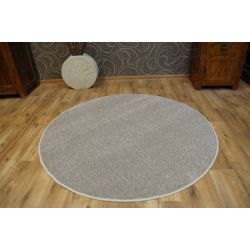 Carpet circle CHIQUE beige