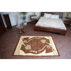 Carpet HEAT-SET TOPAZ WACHLARZ brown