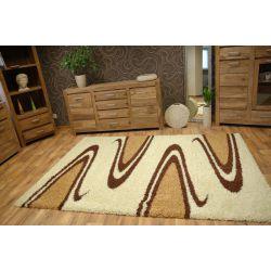 Shaggy szőnyeg LONG 4381 elefántcsont