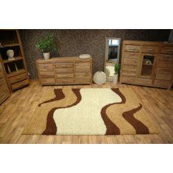 Shaggy szőnyeg LONG 4362 elefántcsont