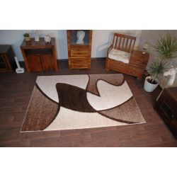 Teppich SHAGGY TAPI 509 Creme