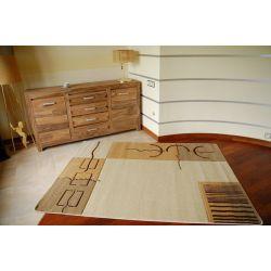 Carpet RUBIKON 8177 cream