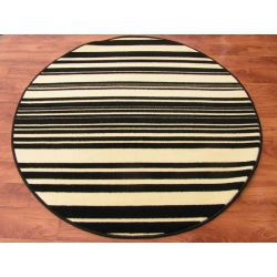 Carpet BLACKY design 45 circle