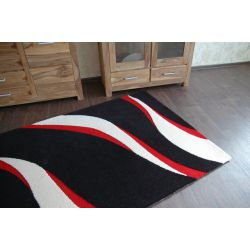 Carpet PRIMA NAXOS black