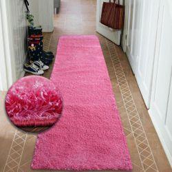 Runner SHAGGY 5cm pink