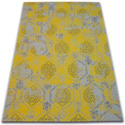 Koberec VINTAGE 22213/275 žlutá klasický