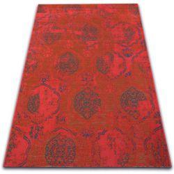 Tappeto Vintage 22213/021 rosso classico
