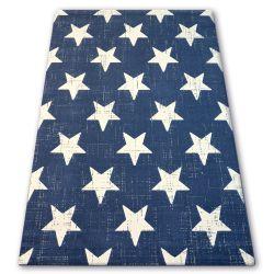 Килим SCANDI 18209/091 - зірки