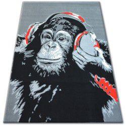 Килим BCF FLASH 33326/170 - мавпа