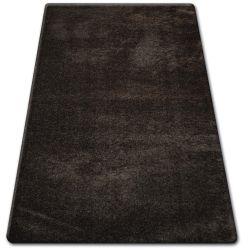 Teppich SHAGGY MICRO braun