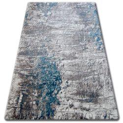 Koberec ACRYLOVY TALAS 0304 Sand Beige/P.Blue