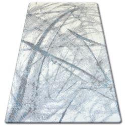 Килим AKRYL PATARA 0266 кремовий/алмазний зелений