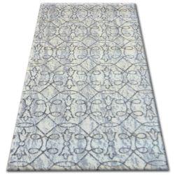 Килим AKRYL PATARA 0276 кремовий/сірий