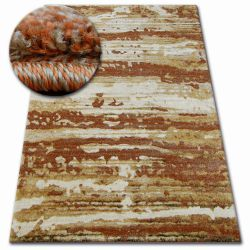 Carpet SHADOW 9368 gold / rust