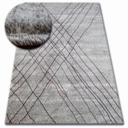 Carpet SHADOW 9367 grey / lila