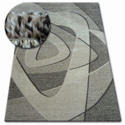 Shadow szőnyeg 8594 barna / fény Bézs
