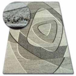 Carpet SHADOW 8594 cream / dark beige