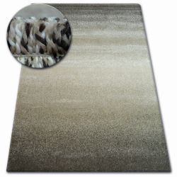 Tapis SHADOW 8621 beige clair / marron