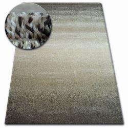 Teppich SHADOW 8621 hellbeige / braun