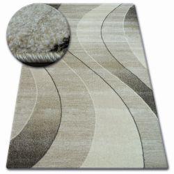 Shadow szőnyeg 8595 barna / krém