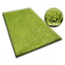 Ковролін SHAGGY 5 см зелений