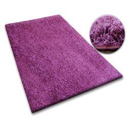 Килим SHAGGY 5 см фіолетовий