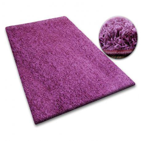 Koberec SHAGGY 5cm fialový