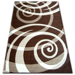 Tappeto PILLY 5960 - cacao/beige