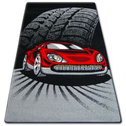 Carpet children HAPPY C271 black Car