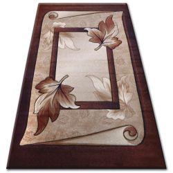 Carpet heat-set KIWI 3762 brown