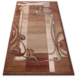 Carpet heat-set KIWI 3763 brown