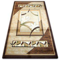 Carpet heat-set PRIMO 5197 brown