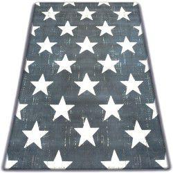 Килим SCANDI 18209/071 - зірки