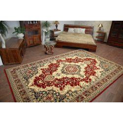 Carpet EDEN KRÓLEWSKI maroon