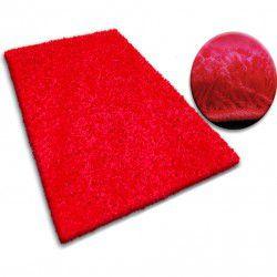 Tappeto SHAGGY GALAXY 9000 rosso