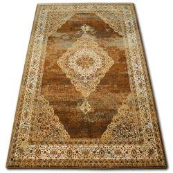 Carpet OMEGA STILA cognac