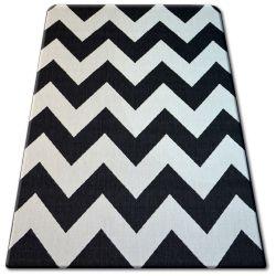 Carpet FLAT 48664/690 SISAL - zigzag
