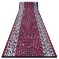 Csúszásgátló futó szőnyeg INKA 1011 bordó