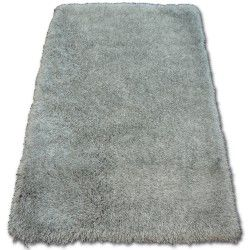Teppich LOVE SHAGGY Modell 93600 Silber