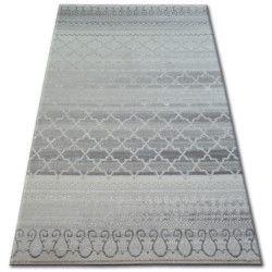 Carpet ACRYLIC PATARA 0242 Cream/Turquise