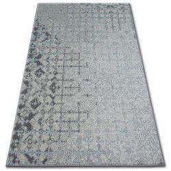 Килим AKRYL PATARA 0140 L.пісочний/алмазний зелений